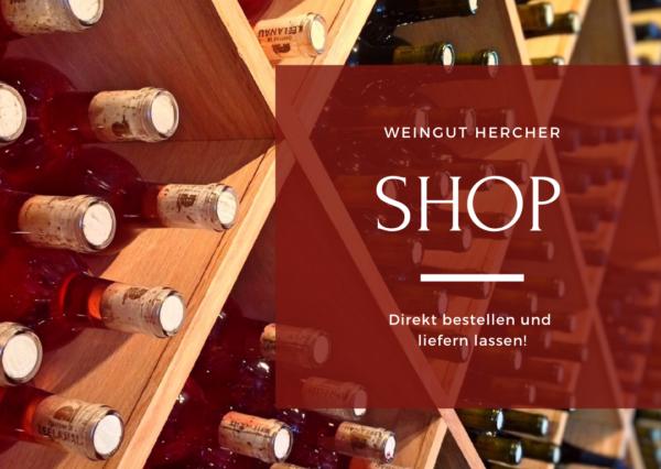 Online Shop Weingut Hercher