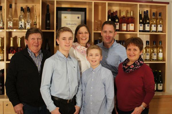 Foto Familie Hercher Familienbetrieb - Weingut Hercher